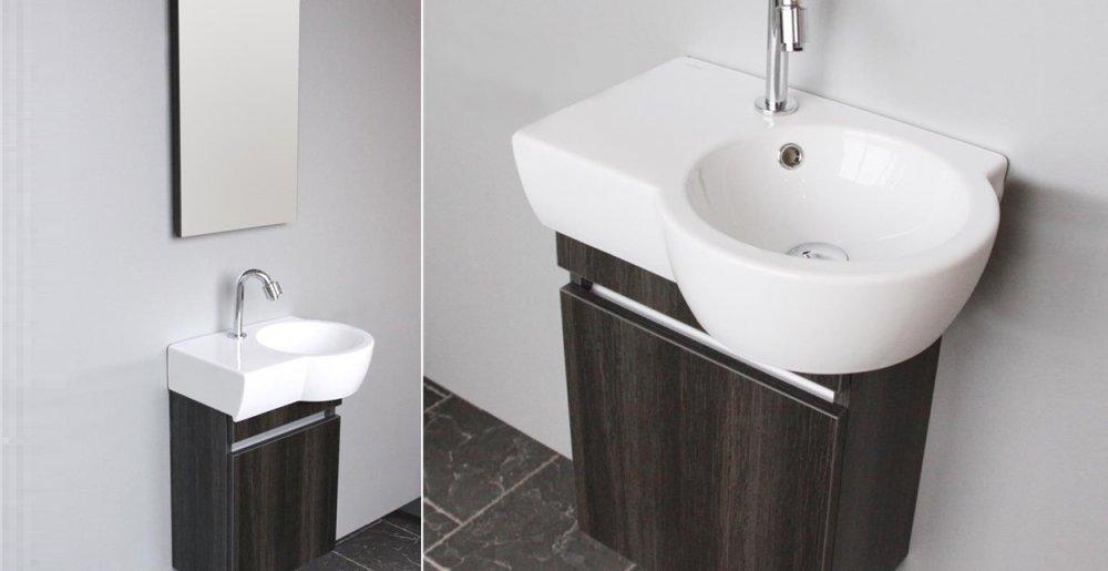 Thebalux toiletmeubel met wastafel aico product in beeld startpagina voor badkamer idee n - Spiegel wc ontwerp ...
