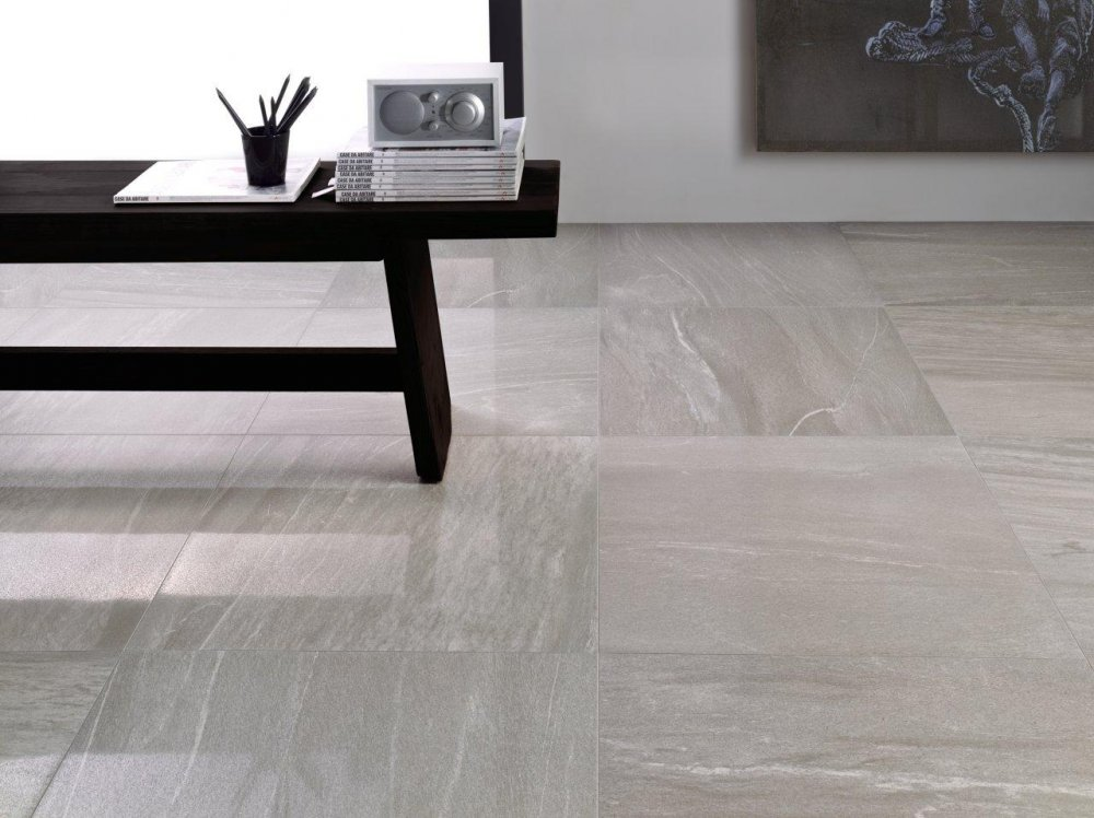 keuken tegels natuursteen : Kol Tegels Natuursteen En Hout Look Product In Beeld