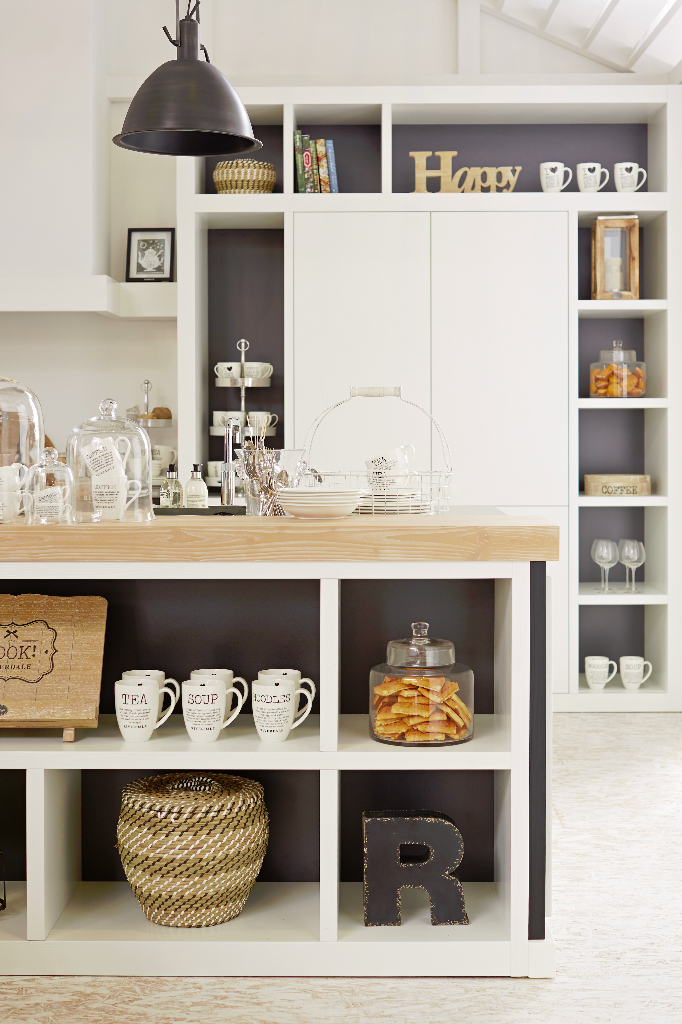 Keuken accessoires - Witte keuken decoratie ...