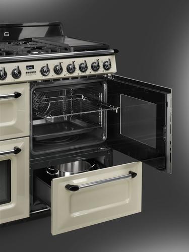Smeg fornuis victoria tr4110 product in beeld - Cucine a gas libera installazione ...