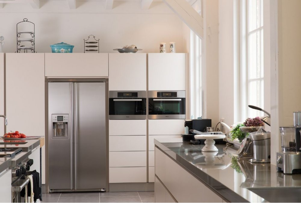 Tieleman exclusief keuken next125 nl110   product in beeld ...