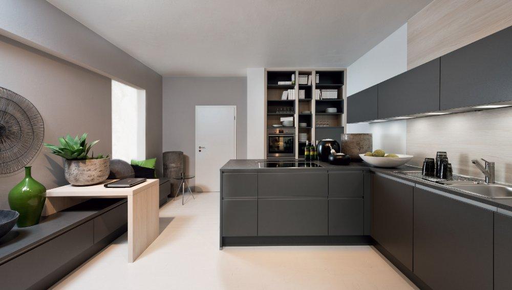 Keukenspecialist.nl Logic keuken greeploos - Product in beeld ...