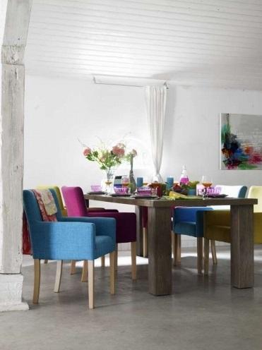 Profijt meubel eettafels zitbanken stoelen kasten for Woonmagazines nederland