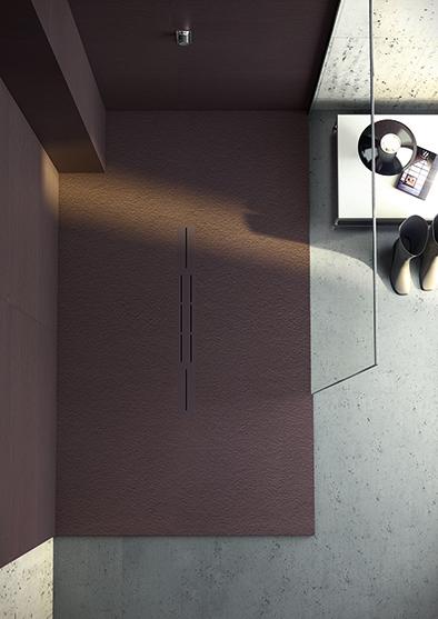 Silex privilege douchevloer wandbekleding product in beeld startpagina voor badkamer - Muurbekleding voor badkamers ...