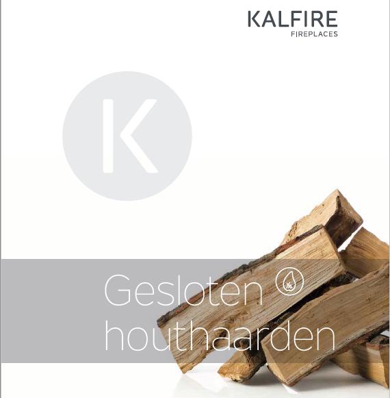 Online brochures Kalfire Haarden gas & hout