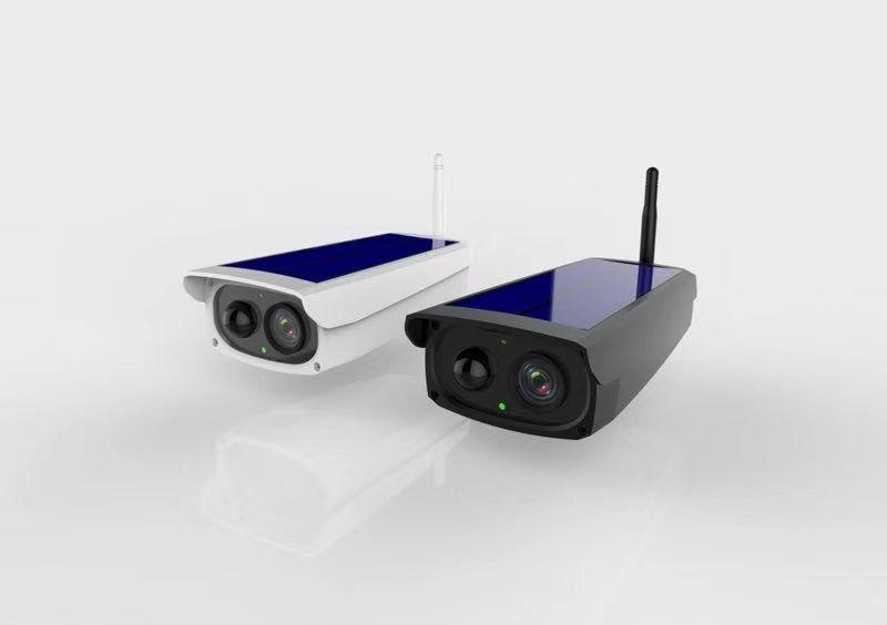 Beveiligingscamera op zonne-energie via Onlinecamerashop