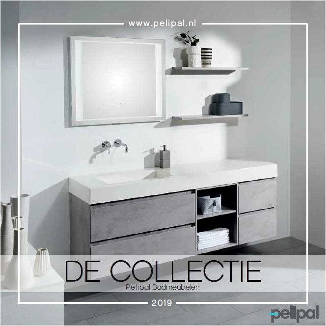 Pelipal Badmeubelen brochure online