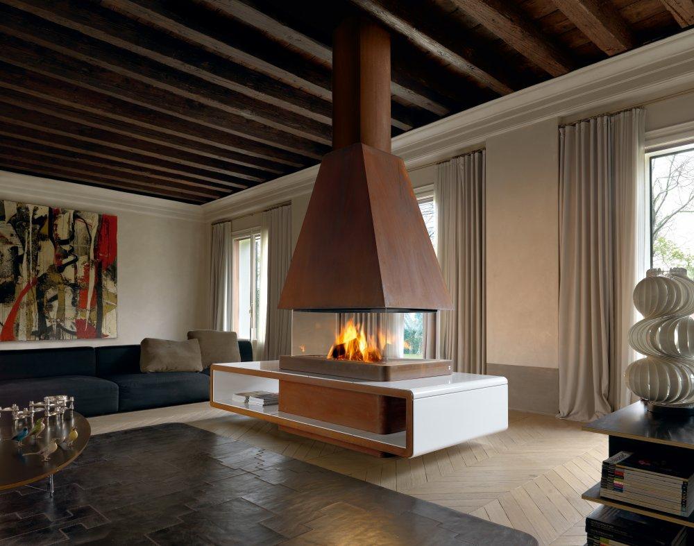 Piazzetta Panoramic collectie inbouwhaarden