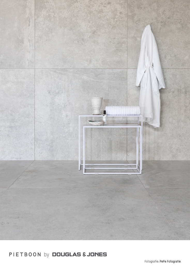 Piet Boon by Douglas & Jones GIANT TILE badkamer