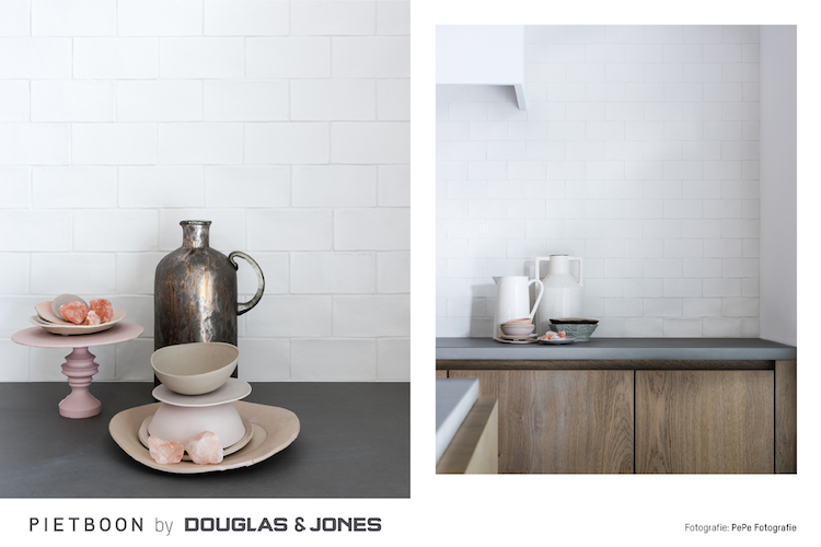 Piet Boon by Douglas & Jones SIGNATURE TILE keuken