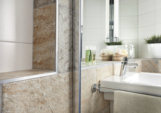 Plieger badkamer tegels product in beeld badkamer ideeën