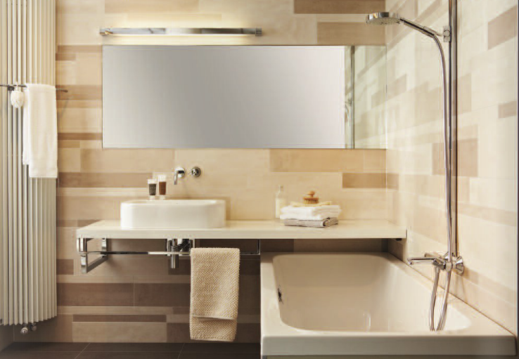 plieger complete badkamers product in beeld