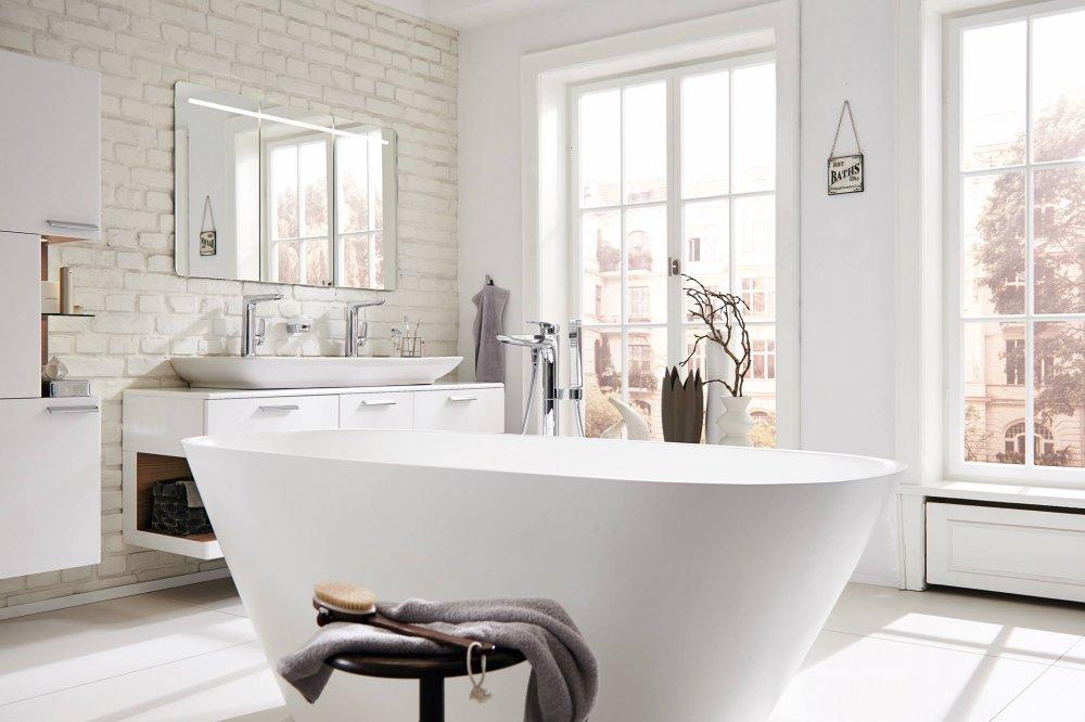 Plieger vrijstaand bad White van Vigour