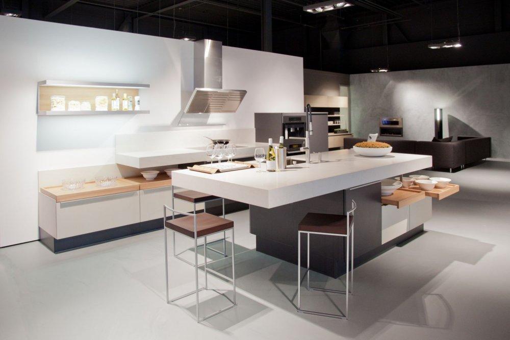 Poggenpohl designkeuken plusmodo product in beeld startpagina voor keuken idee n uw - Deco keuken oud land ...