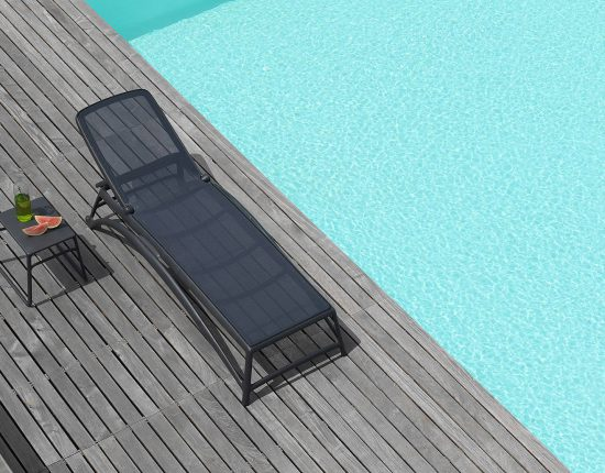 Poollounger Ligbed