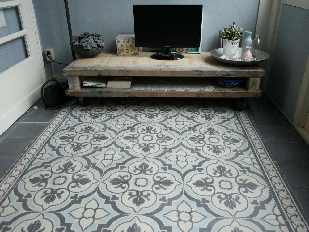 Floorz  bizzie lizzie portugese tegels/cementtegels   product in ...