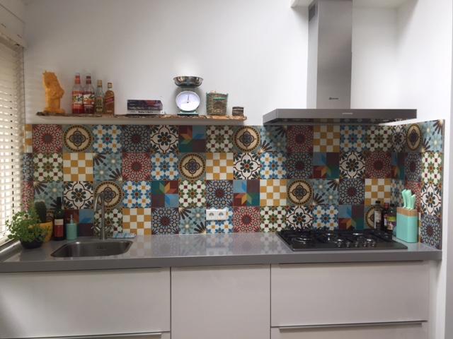 Keuken Tegels Portugese : Luxe keuken met portugese tegels inrichting huis