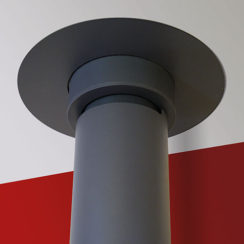 Plafond afwerkingselement | Poujoulat