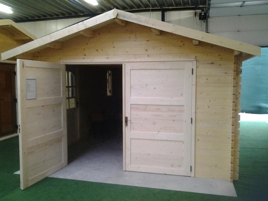 Prima Blokhutten houten garages