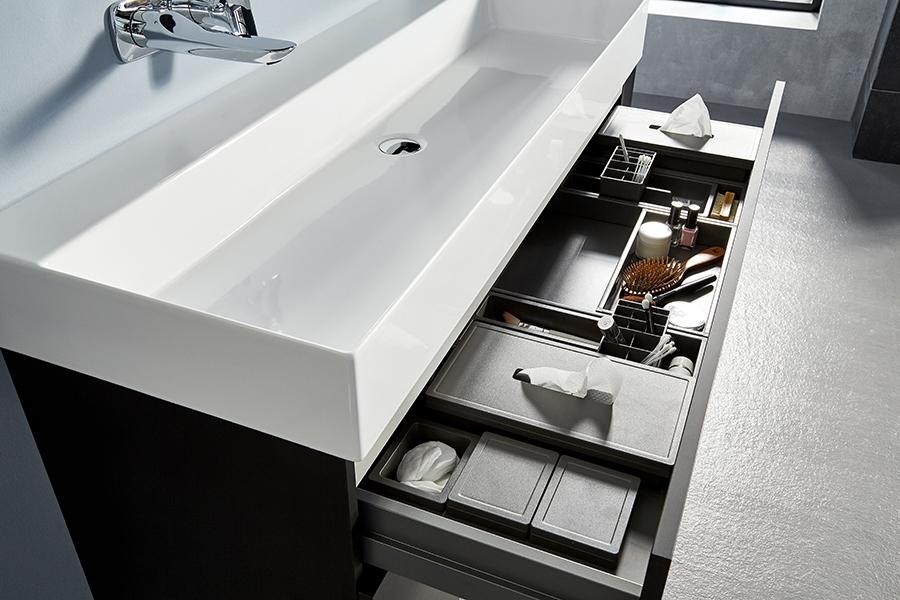 Primabad badkamermeubel Blend met tipmatic lade systeem