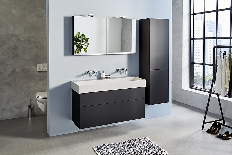 Primabad badkamermeubel blend met tipmatic lade systeem product