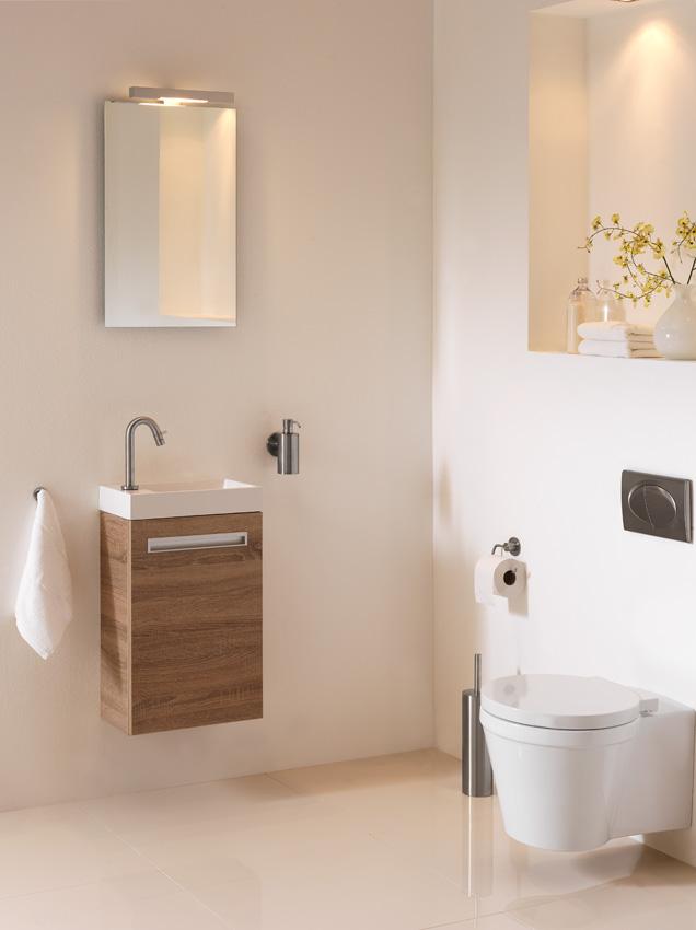 Primabad Badkamermeubelen Toilet Meubelen Product In