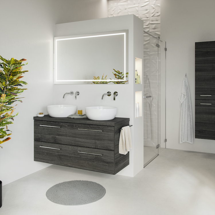 Opbouw Edition designmeubel | Primabad