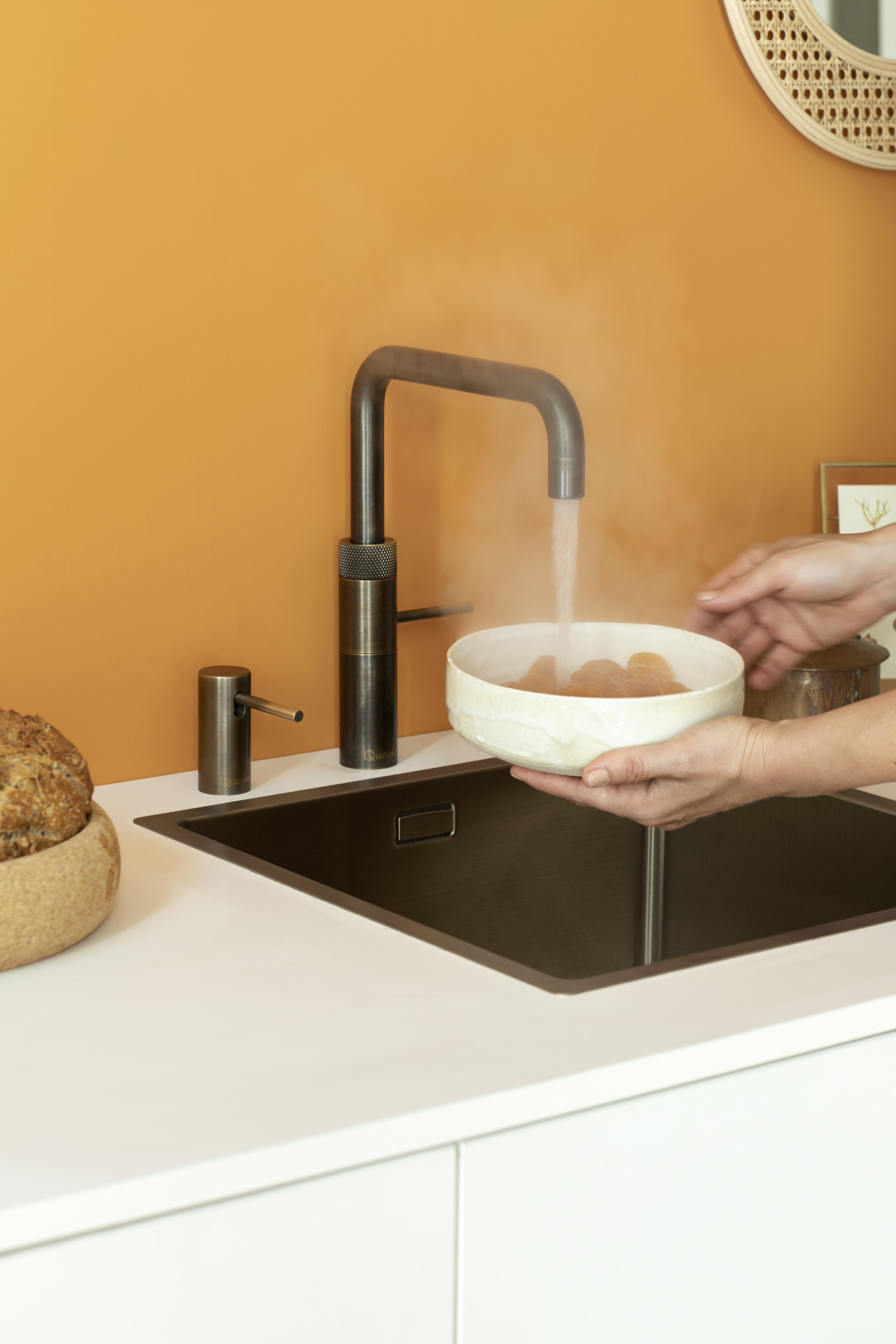Energiebesparende kokendwaterkraan | Quooker