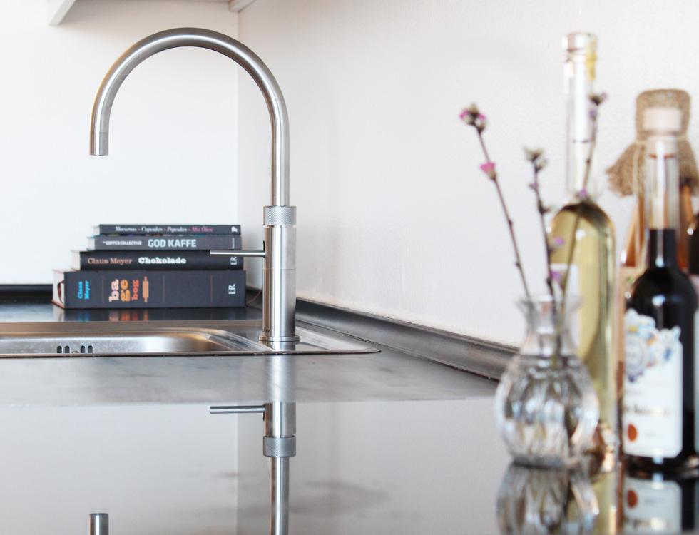 Fusion Design Keukens : Quooker fusion round chroom product in beeld startpagina voor