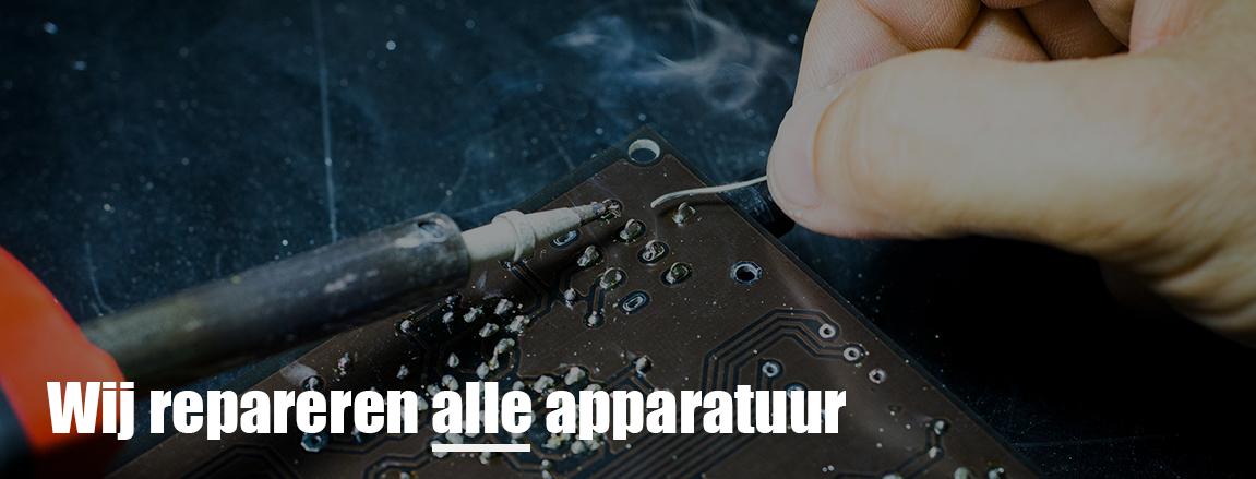 REPARATIE CCTV BEVEILIGINGSCAMERA, LAPTOP, SMARTPHONE, TV EN NOG VEEL MEER