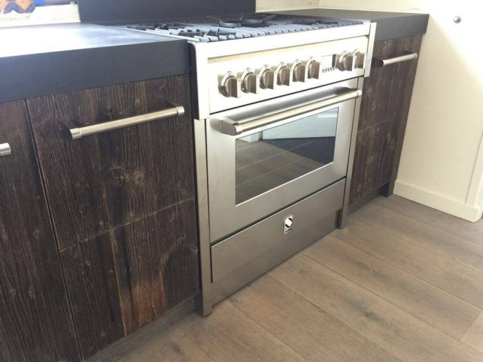Restylexl barnwood keuken industriële stijl prima facebook