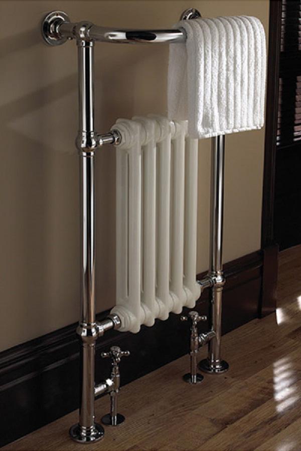 Retro bagno badkamerradiator van laurens product in beeld startpagina voor badkamer idee n - Badkamermeubels oude stijl ...