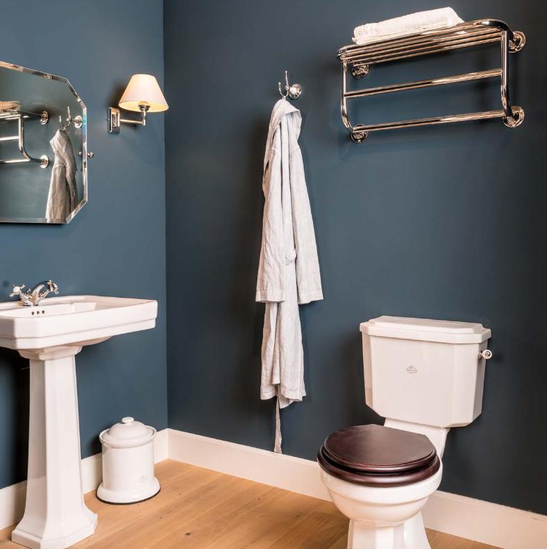 Klassieke badkamerlook | Retro Sanitair