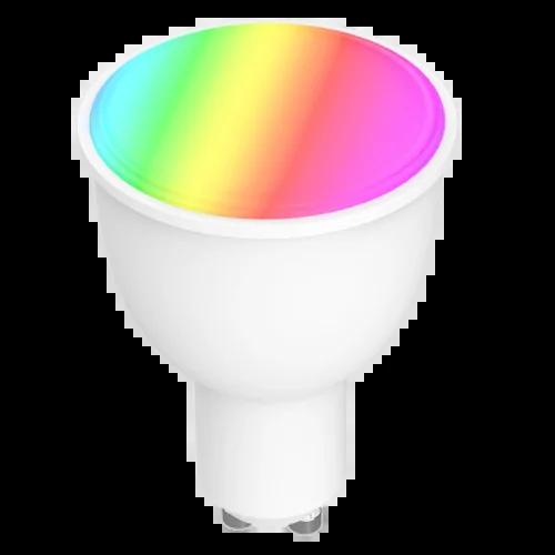 RGB GOOGLE ASSISTANT SLIMME BULB LAMP GU10