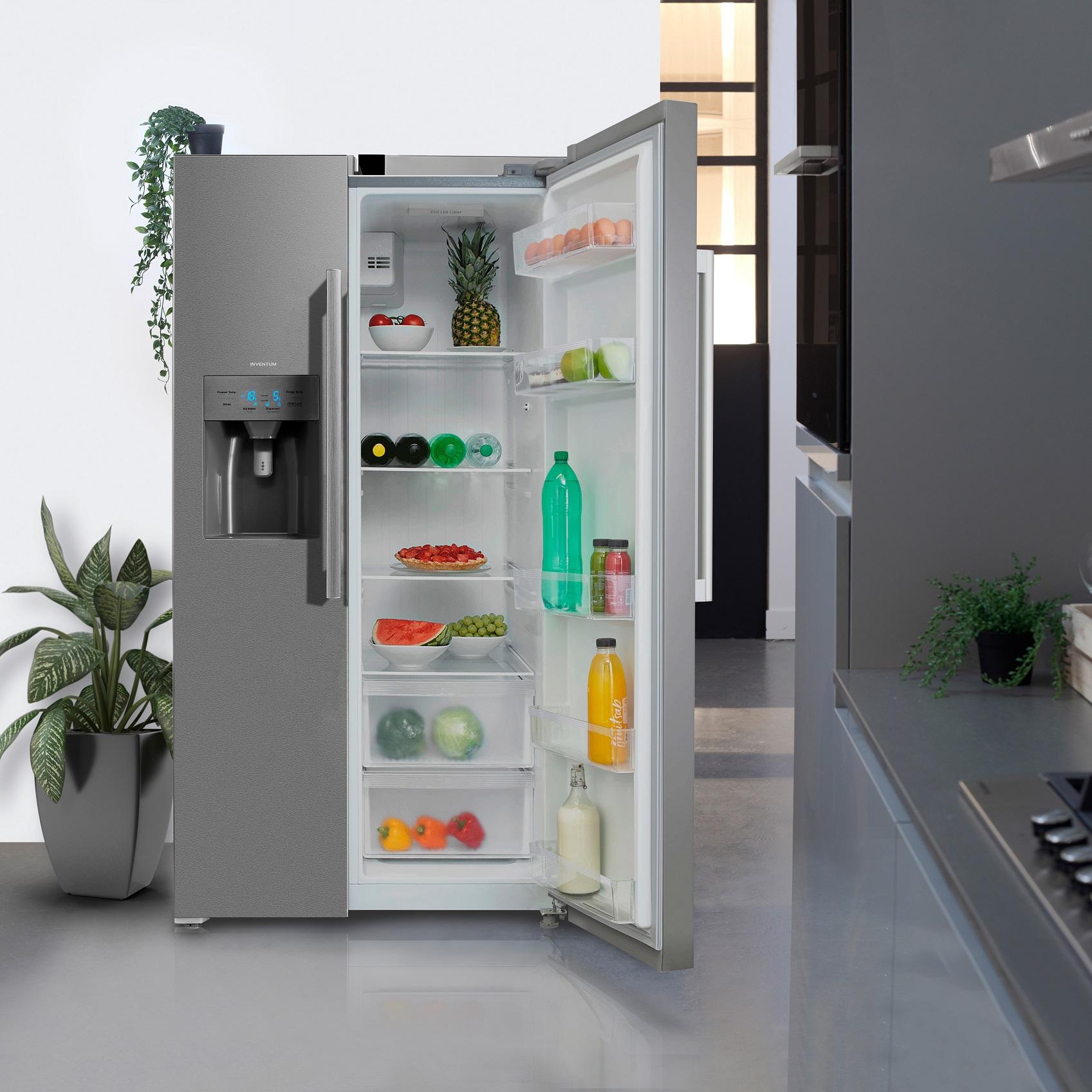 Riante Amerikaanse koelkasten | Inventum