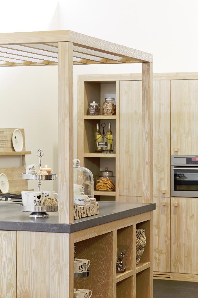 Riverdale Keuken naturel, zwart - Product in beeld - Startpagina voor ...