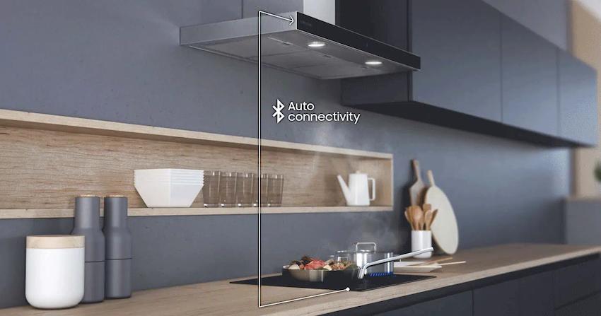 Afzuigkap met Auto Connectivity | Samsung