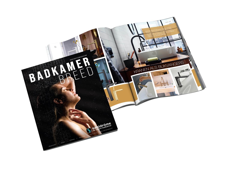 Sanidrõme Badkamer Inspiratiemagazine