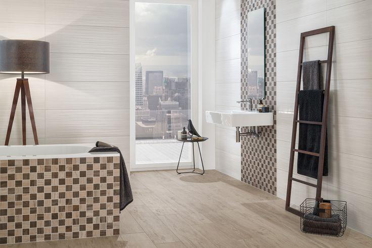Badkamertegels Ideeen : Sanidrome badkamertegels Villeroy & Boch ...