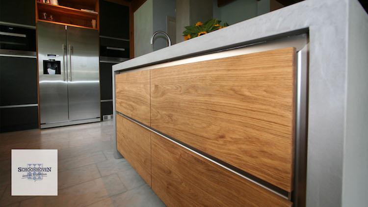 Keuken Op Maat : Industriële keuken op maat gemaakt uw keuken