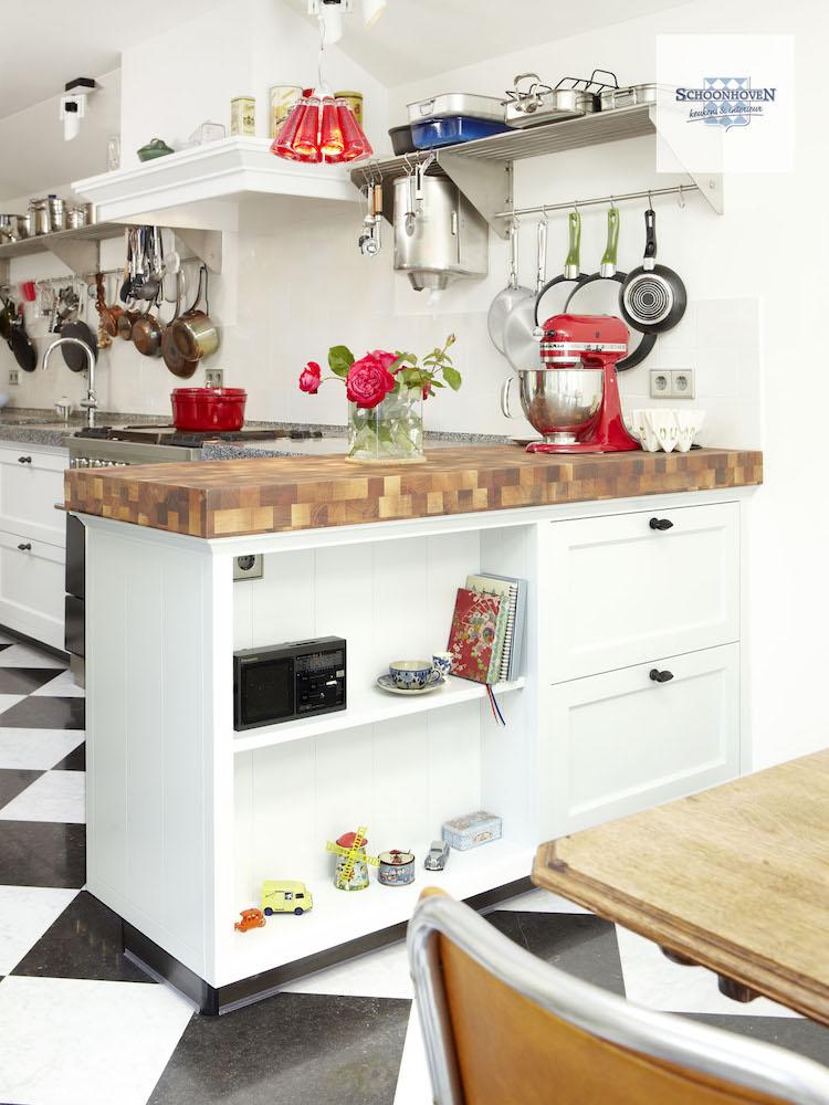 Moderne landelijke keuken | Schoonhoven Keukens