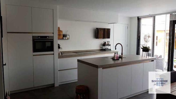 Moderne Greeploze Keuken : Moderne greeploze keuken product in beeld startpagina voor