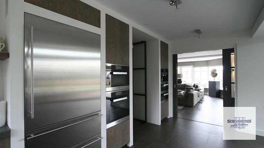 Robuuste keuken | Schoonhoven Keukens