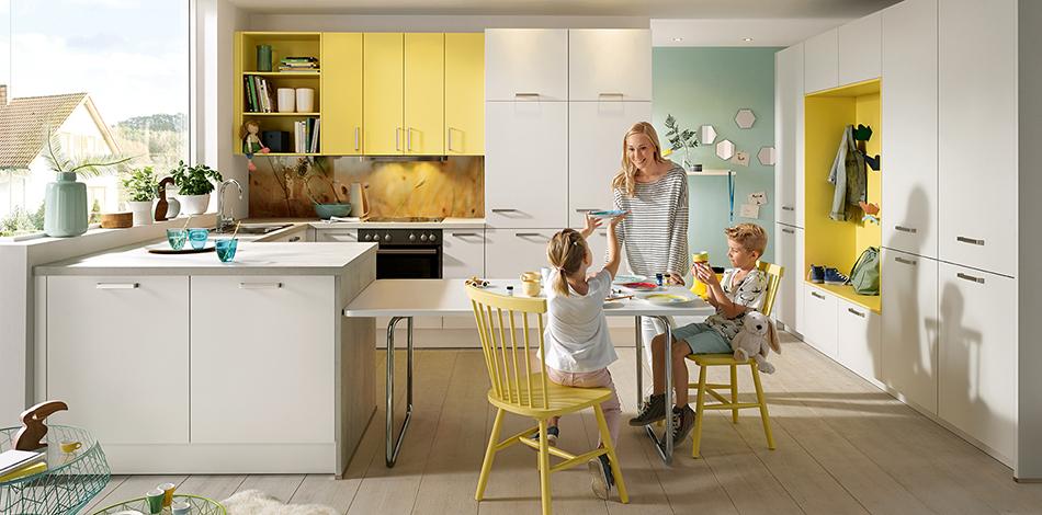 Lichte keukens | Schüller