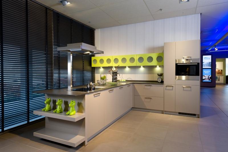 Schuller C2 Nova - Biella moderne retro keuken