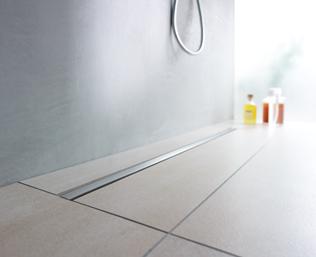ShowerDrain S-line
