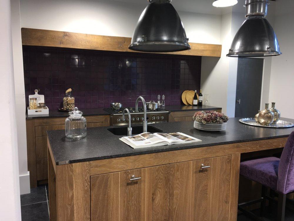Showroom keuken model madrid uw woonidee - Model keuken ...