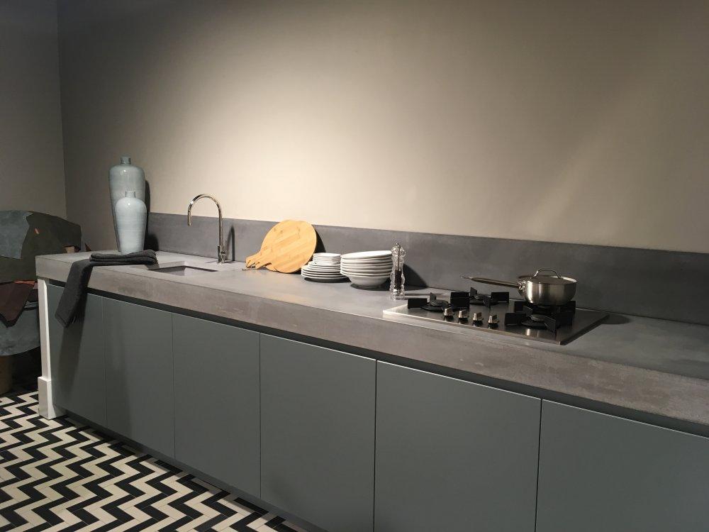 Showroom keuken model valencia uw woonidee - Model keuken ...