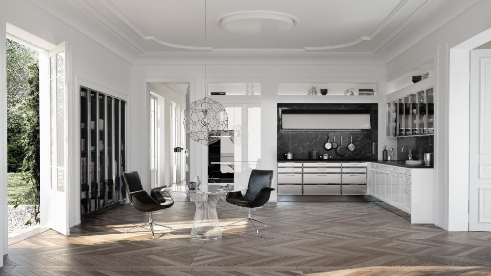 Siematic classic lifestyle keukens product in beeld for Arts keukens