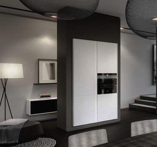 De keuken als roomdivider